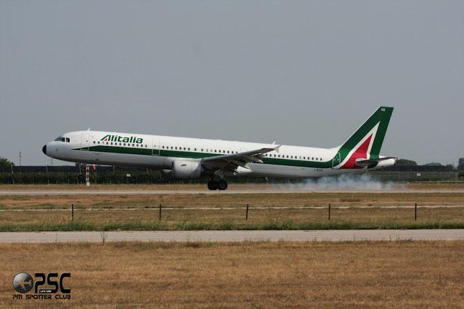 Airbus A321 - MSN 434 - I-BIXU@ Aeroporto di Verona © Piti Spotter Club Verona