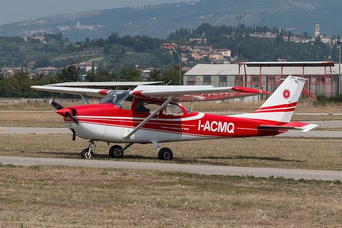 I-ACMQ - Reims F172 L @ Aeroporto Verona Boscomantico © Piti Spotter Club Verona