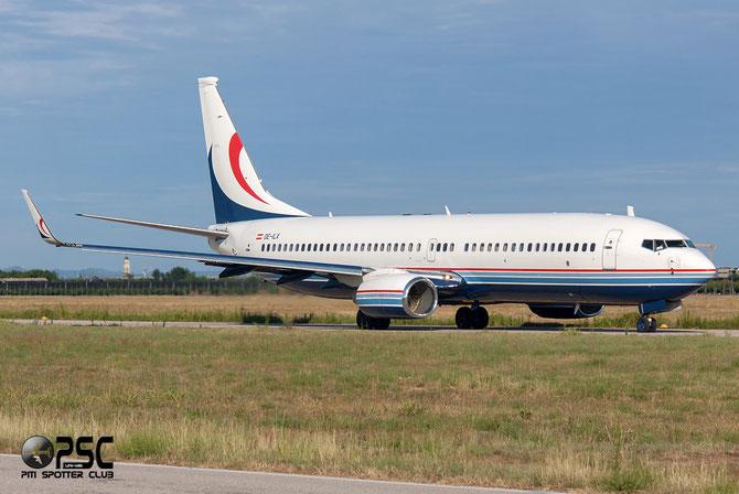 OE-ILX B737-8DR (BBJ2) 32777/882 Global Jet Austria