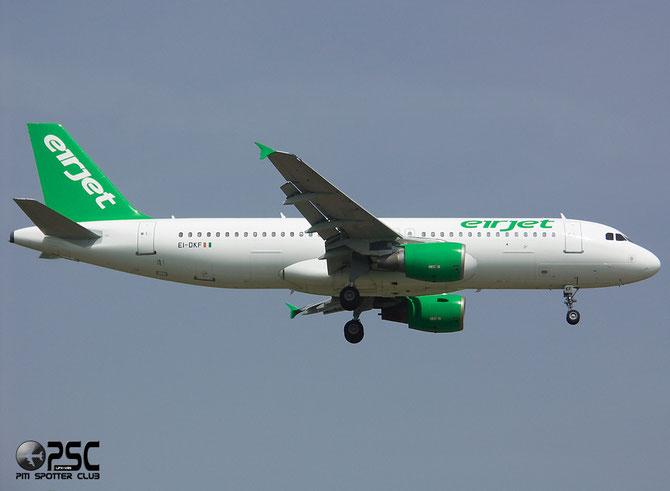 EI-DKF A320-214 1213 EirJet