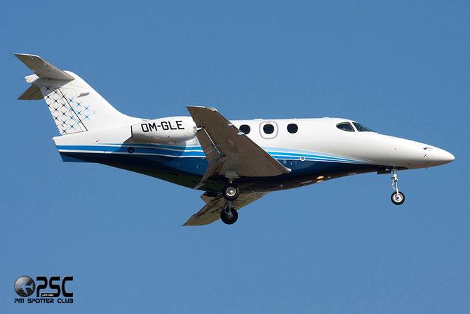 OM-GLE Raytheon 390 RB-195 Opera Jet