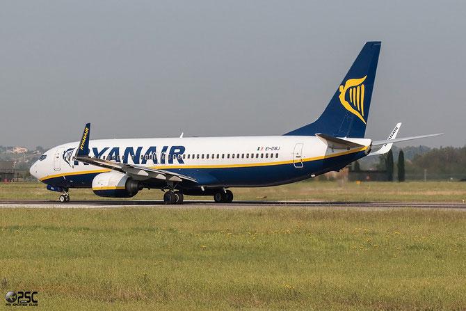 EI-DWJ B737-8AS 36077/2411 Ryanair @ Aeroporto di Verona © Piti Spotter Club Verona