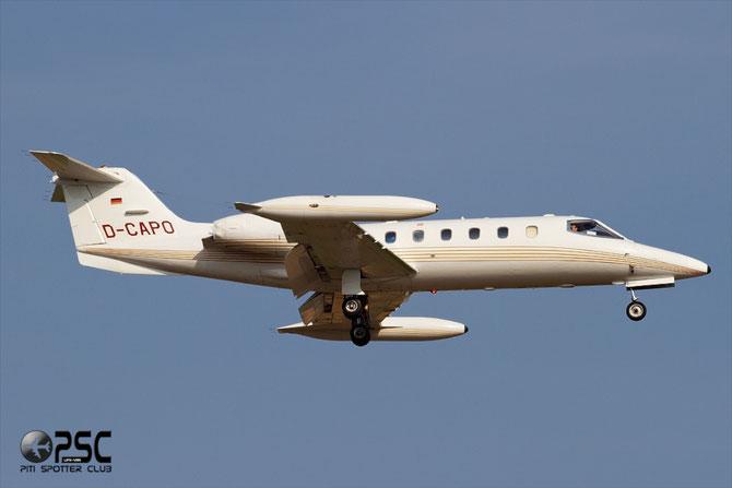 D-CAPO Learjet 35A 35A-159 Jet Executive International Charter