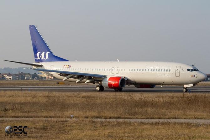 LN-RPL B737-883 30469/673 SAS Scandinavian Airlines - Scandinavian Airlines System