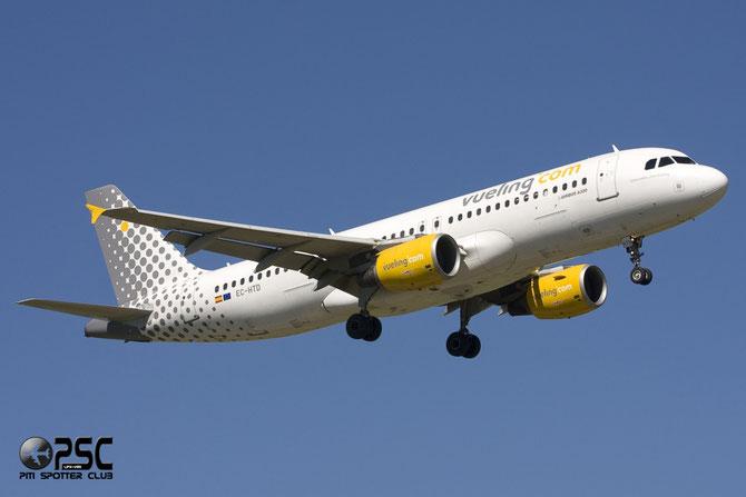 Airbus A320 - MSN 1550 - EC-HTD @ Aeroporto di Verona © Piti Spotter Club Verona