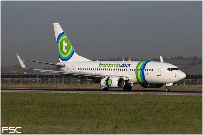 PH-XRD B737-7K2 30659/1329 Transavia Airlines @ Aeroporto di Verona © Piti Spotter Club Verona