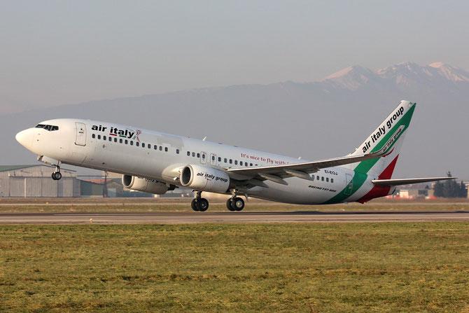 Boeing 737 Next Gen - MSN 33022 - EI-EOJ  @ Aeroporto di Verona © Piti Spotter Club Verona