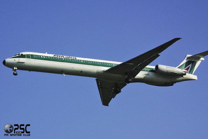 McDonnell Douglas MD-80/90 - MSN 49796 - I-DAVW @ Aeroporto di Verona © Piti Spotter Club Verona