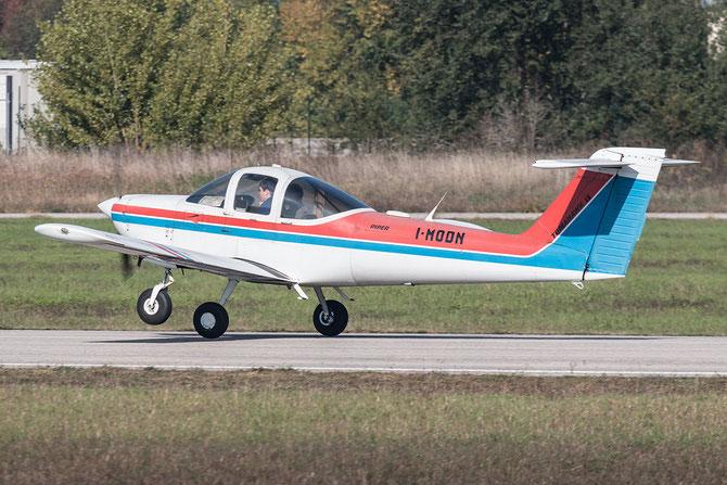 I-MODN - Piper PA-38 Tomahawk @ Aeroporto Verona Boscomantico © Piti Spotter Club Verona