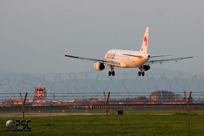 F-ORAE A320-233 561 Belle Air Europe