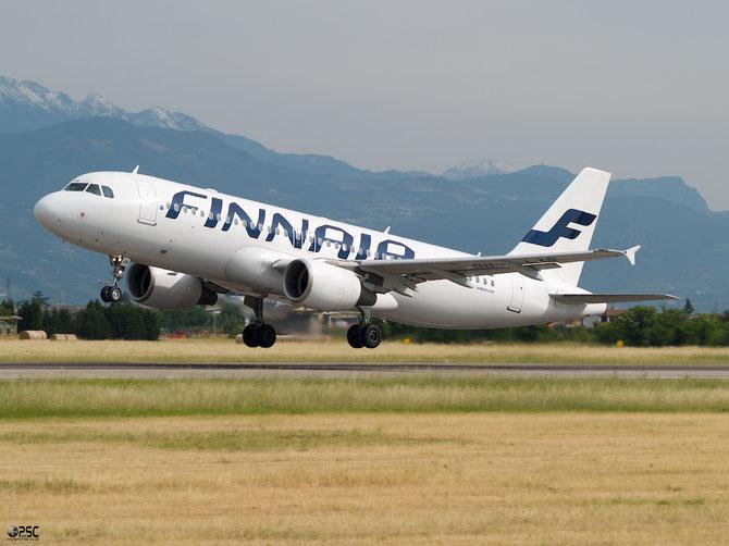 OH-LXB A320-214 1470 Finnair