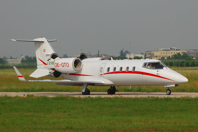 OE-GTO Learjet 60 60-303 MAP Management & Planning GmbH