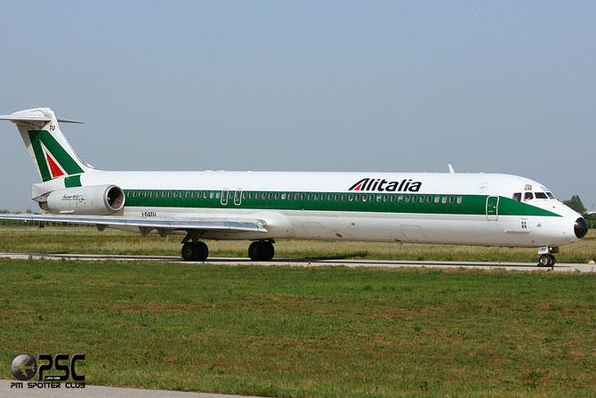I-DATU MD-82 53220/2073 Alitalia