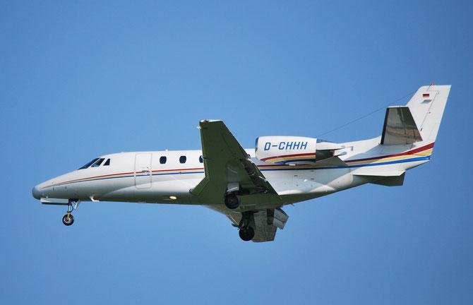 D-CHHH Ce560XLS 560-5674 Augusta Air GmbH