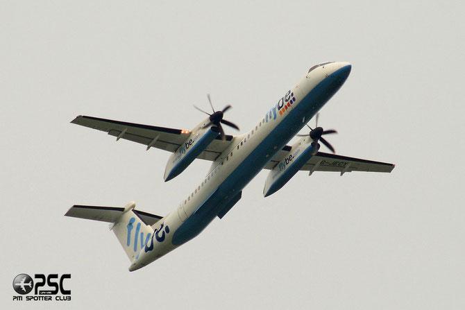 Dash 8 - MSN 4157 - G-JECY @ Aeroporto di Verona © Piti Spotter Club Verona