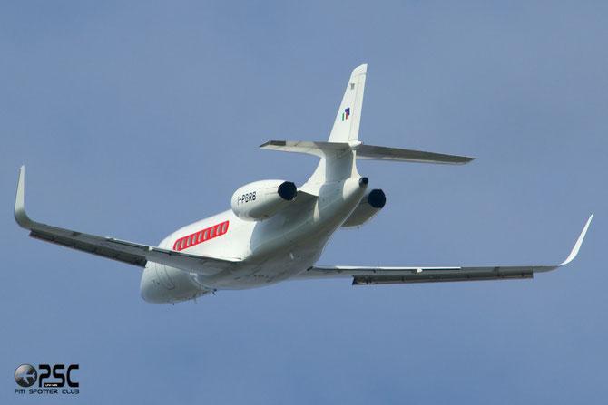 I-PBRB Falcon 2000LX 191 Sirio SpA