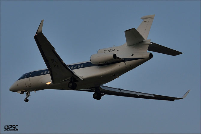 CS-DSA Falcon 7X 30 NetJets Europe