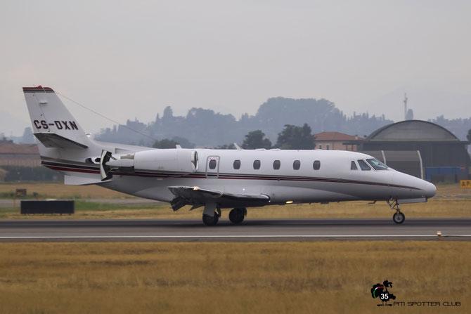 CS-DXN Ce560XLS 560-5685 NetJets Europe - @ Aeroporto di Verona © Piti Spotter Club Verona