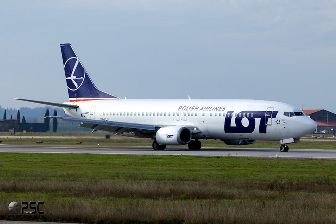 SP-LLG B737-45D 28753/2895 LOT Polish Airlines - Polskie Linie Lotnicze
