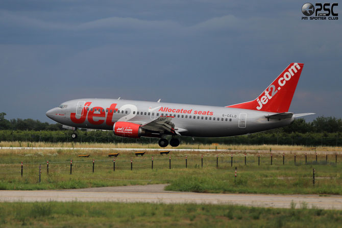 G-CELD B737-33A 23832/1473 Jet2