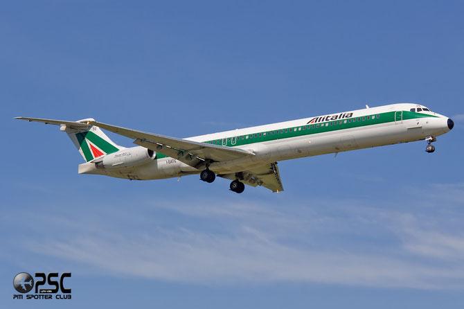 McDonnell Douglas MD-80/90 - MSN 53225 - I-DATG @ Aeroporto di Verona © Piti Spotter Club Verona