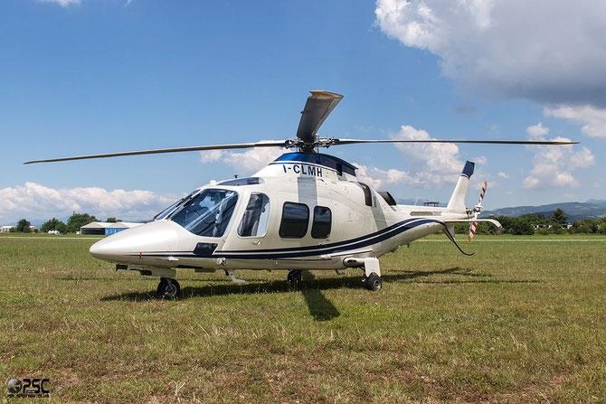 I-CLMH Agusta A-109S Grand @ Aeroporto Verona Boscomantico © Piti Spotter Club Verona