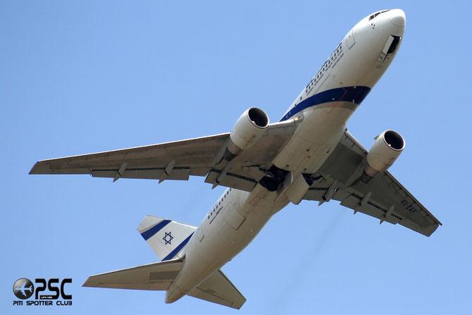 4X-EAF B767-27EER 24854/326 El Al Israel Airlines