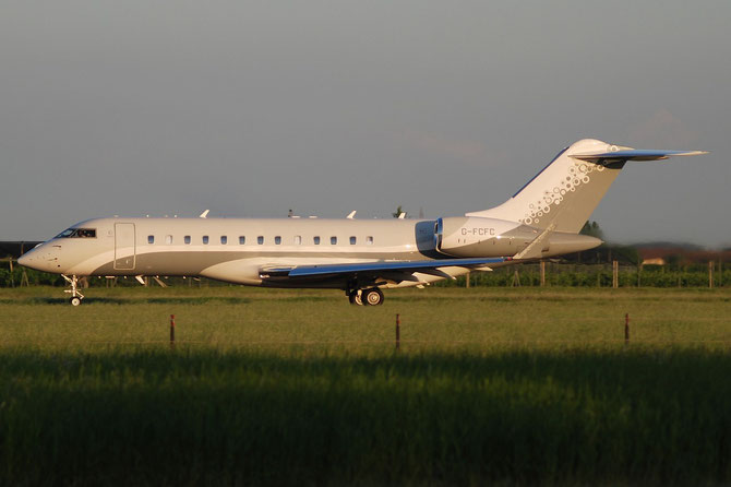 G-FCFC Global Express XRS 9374 Fairjets GmbH