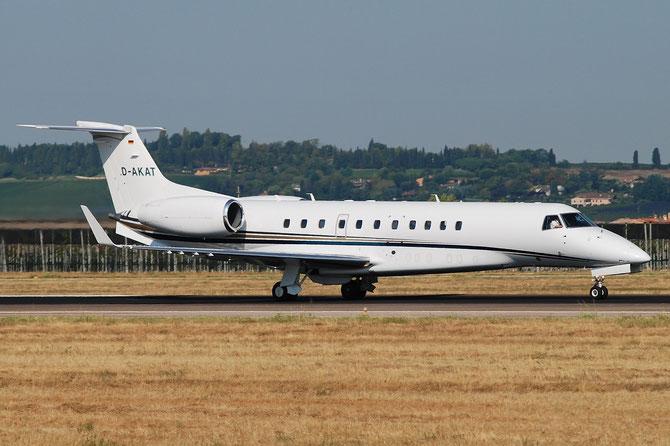 D-AKAT ERJ135BJ 14501038 SFD Stuttgarter Flugdienst