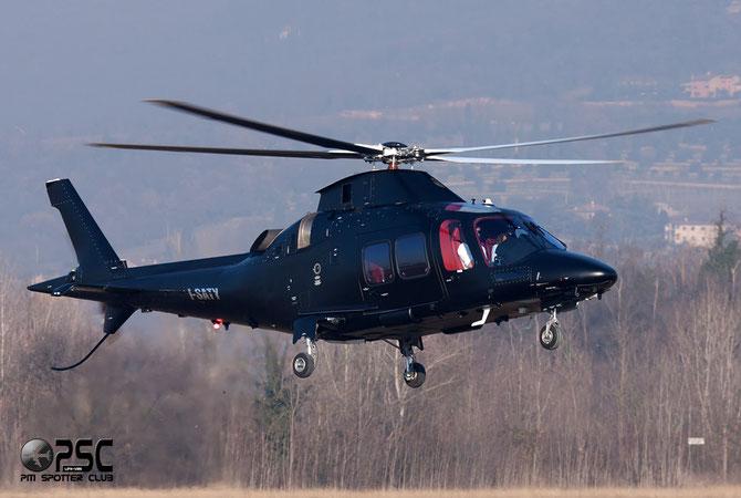 I-SATY - Agusta / Agusta-Bell A 109S Grand
