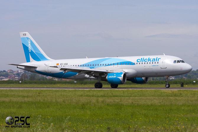 Airbus A320 - MSN 199 - EC-ICQ  @ Aeroporto di Verona © Piti Spotter Club Verona