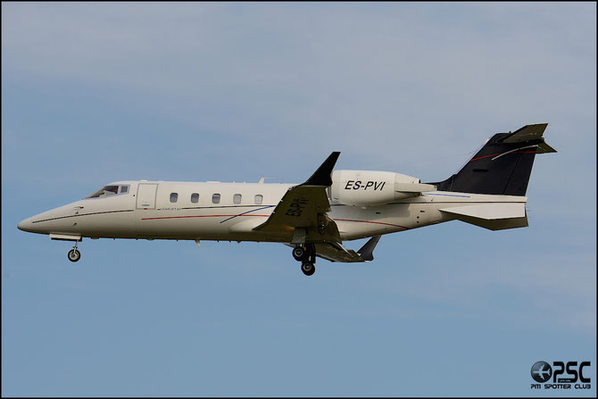 ES-PVI Learjet 60 60-275 Panaviatic Ltd.