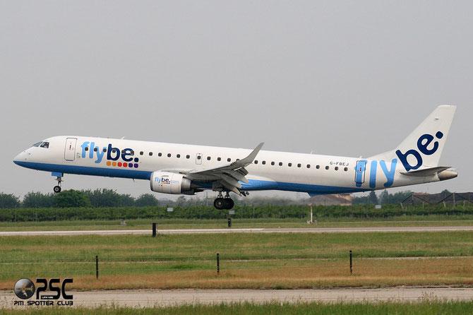 Embraer 190/195 - MSN 155 - G-FBEJ  @ Aeroporto di Verona © Piti Spotter Club Verona