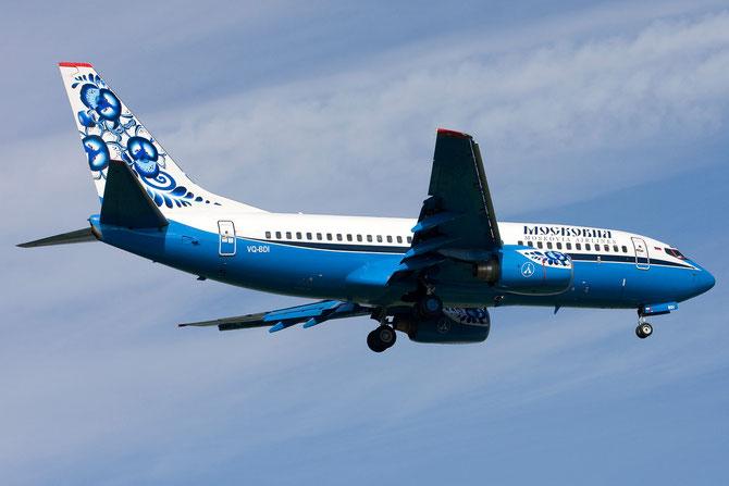 Boeing 737 Next Gen - MSN 28497 - VQ-BDI  @ Aeroporto di Verona © Piti Spotter Club Verona