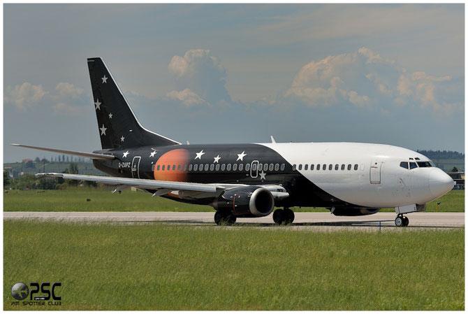G-ZAPZ B737-33AQC 25401/2067 Titan Airways @ Aeroporto di Verona © Piti Spotter Club Verona