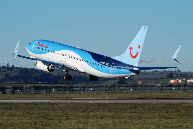 G-TAWJ B737-8K5 38108/4024 Thomson Airways (S) @ Aeroporto di Verona - 2016 © Piti Spotter Club Verona