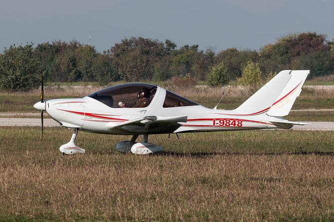 I-9848 - TL-Ultralight TL-2000 Sting Carbon RG @ Aeroporto Verona Boscomantico © Piti Spotter Club Verona