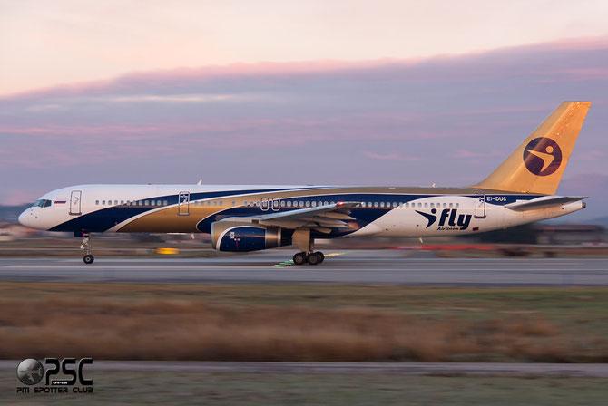Boeing 757 - MSN 26248 - EI-DUC @ Aeroporto di Verona © Piti Spotter Club Verona