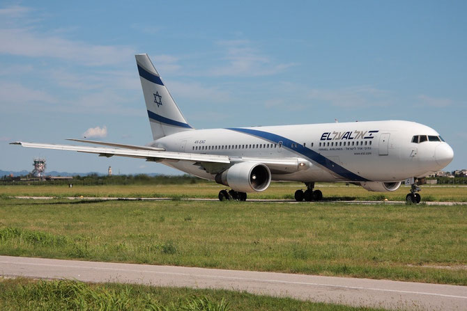 4X-EAC B767-258ER 22974/86 El Al Israel Airlines
