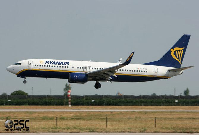 Boeing 737 Next Gen - MSN 29925 - EI-CSJ @ Aeroporto di Verona © Piti Spotter Club Verona