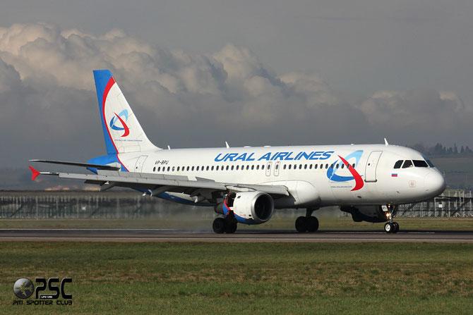 Airbus A320 - MSN 220 - VP-BPU  @ Aeroporto di Verona © Piti Spotter Club Verona