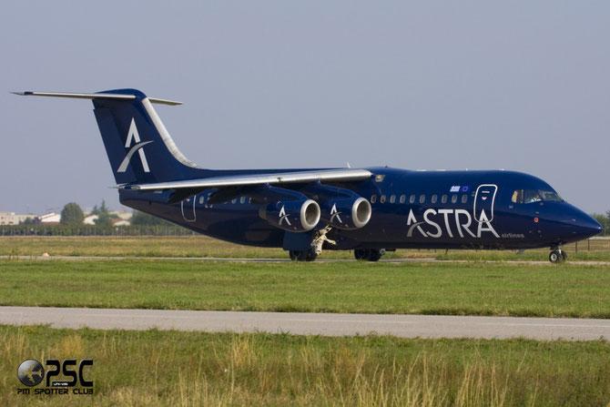 SX-DIZ BAe146-300 E3206 Astra Airlines