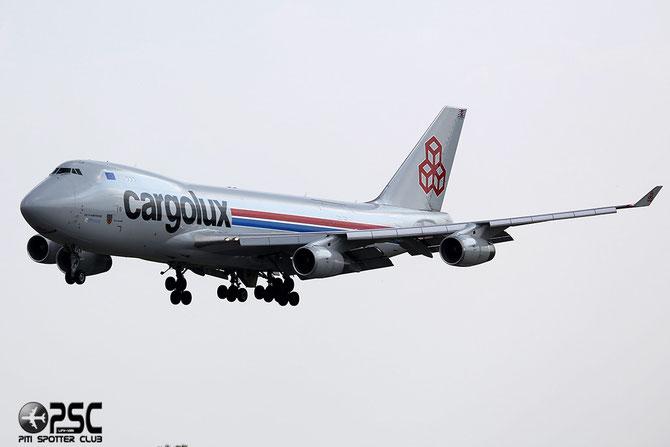 Boeing 747 - MSN 34235 - LX-VCV  @ Aeroporto di Verona © Piti Spotter Club Verona