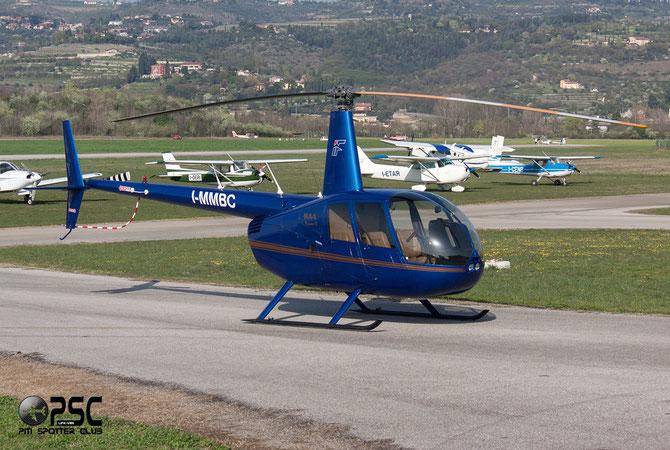 I-MMBC -  Robinson R44 Astro / Raven