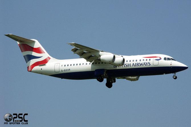 BAe 146 / Avro RJ - MSN 3298 - G-BXAR  @ Aeroporto di Verona © Piti Spotter Club Verona