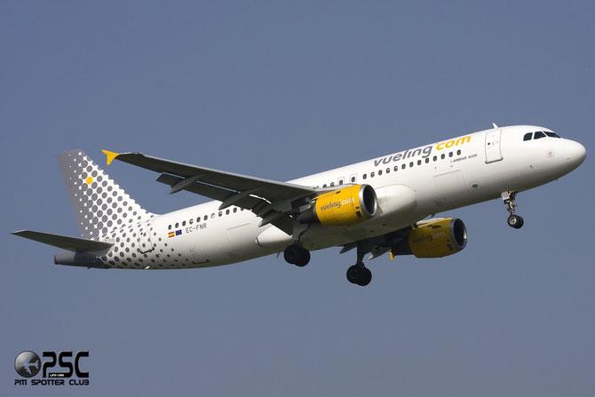 Airbus A320 - MSN 323 - EC-FNR @ Aeroporto di Verona © Piti Spotter Club Verona