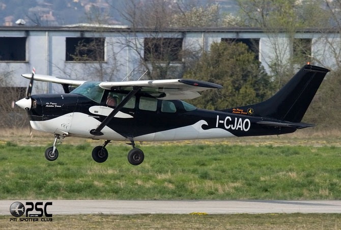 I-CJAO -  Cessna 206 Stationair
