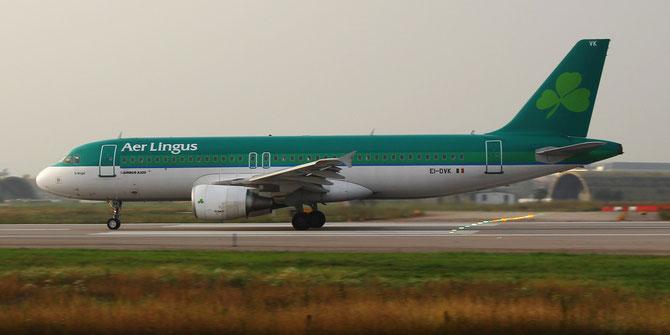 Airbus A320 - MSN 4572 - EI-DVK@ Aeroporto di Verona © Piti Spotter Club Verona