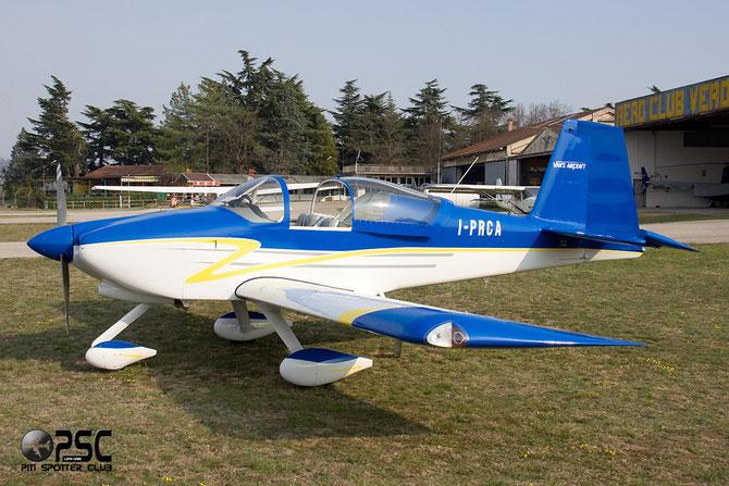I-PRCA - Vans RV-9A