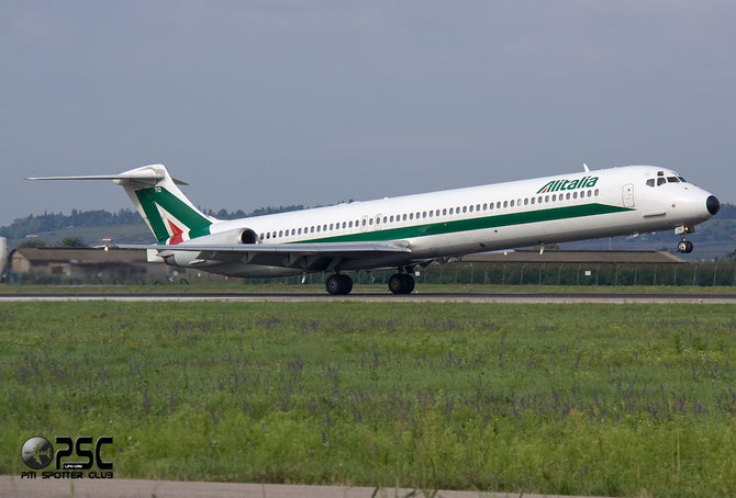 McDonnell Douglas MD-80/90 - MSN 53233 - I-DATQ @ Aeroporto di Verona © Piti Spotter Club Verona